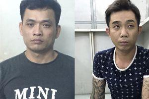Nhóm chuyên phá khóa trộm ôtô ở Sài Gòn bị bắt