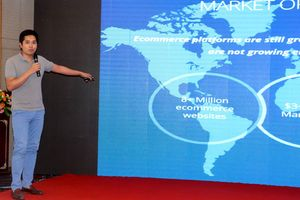Startup Việt làm giàu từ thương mại điện tử