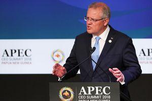 Australia tung chiến lược mới để cạnh tranh với Trung Quốc ở Thái Bình Dương