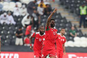 Oman đánh bại Turkmenistan, Việt Nam chưa thể giành vé đi tiếp