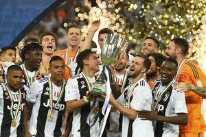 Siêu cúp Italia kịch tính, Ronaldo lập công giúp Juventus đăng quang