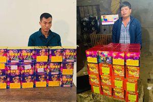 Công an Thanh Hóa bắt vụ mua gần 100 kg pháo về bán kiếm lời