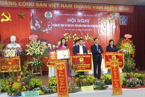 CĐ ngành Xây dựng Hà Nội: Ấm áp Tết Sum vầy Kỷ Hợi 2019