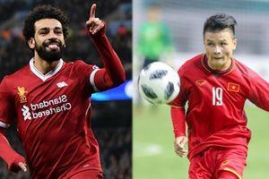 Quang Hải cùng đội tuyển Việt Nam sắp đối đầu Liverpool tại Mỹ Đình