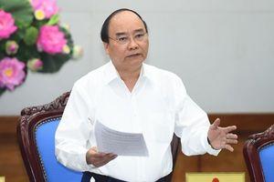 Thủ tướng Chính phủ: 'Anh nào nói cắt điện, cách chức anh ấy luôn'
