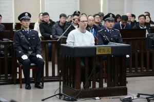 Trung Quốc 'không lo lắng' bị chỉ trích kết án tử hình công dân Canada