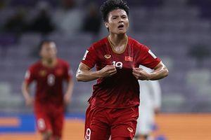 Việt Nam tấn công, mở cửa đi tiếp ASIAN Cup