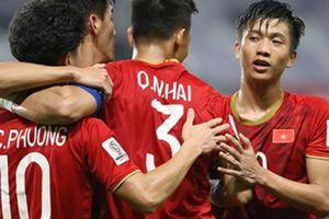Bảng xếp hạng các đội xếp thứ 3 tại Asian Cup 2019
