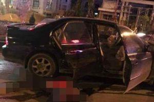 Xe máy đấu đầu ô tô, 1 người tử vong tại chỗ