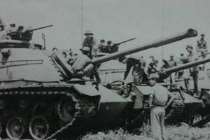 Ảnh cực hiếm về hoạt động của xe tăng M48 trong QĐND Việt Nam