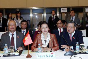 Chủ tịch QH Nguyễn Thị Kim Ngân dự phiên bế mạc Hội nghị APPF-27 tại Cam-pu-chia