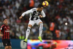 CR7 lập công – Juventus giành Siêu cúp Italia mùa 31