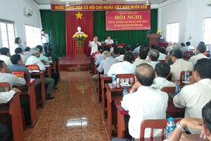 Bí thư Tỉnh ủy Vĩnh Long tiếp xúc, đối thoại hơn 70 hộ dân