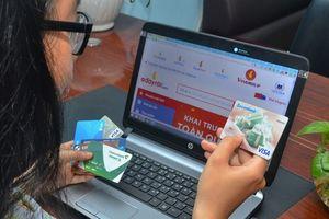 Chuyển đổi hàng chục triệu thẻ ATM sang thẻ chip