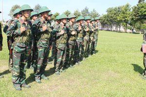 Huấn luyện giỏi, kỷ luật nghiêm ở Trung đoàn 4