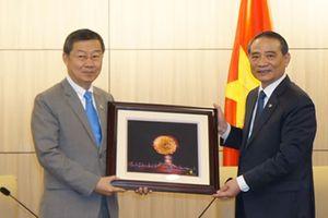 Nâng quan hệ hợp tác Việt Nam - Thái Lan lên tầm cao mới