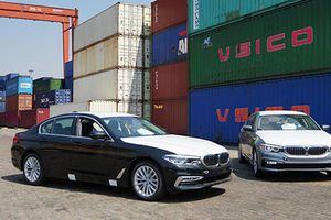 'Đập thùng' dàn xe sang BMW 5-Series 2019 tại Việt Nam