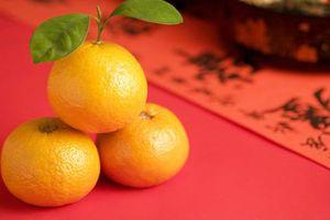 Những loại trái cây may mắn trong ngày Tết của các nước