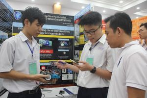 TP.HCM: 33 đề tài xuất sắc tham dự cuộc thi Khoa học kĩ thuật quốc gia