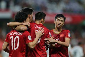 BXH các đội xếp thứ ba Asian Cup 2019 đến hôm nay 17.1: Tuyển Việt Nam 'nín thở' chờ