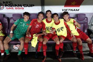 Thầy Park cho đội U.22 'mượn' quân từ tuyển Việt Nam