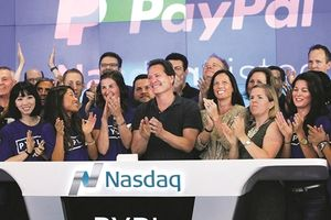 PayPal trỗi dậy