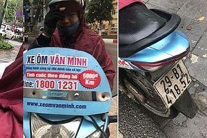Thực hư vụ tài xế xe ôm 'chặt chém' 600.000 đồng cho 10km
