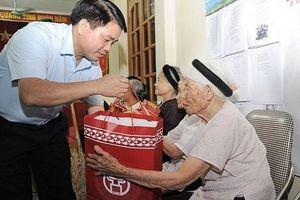 Hà Nội lập 4 đoàn kiểm tra tình hình tặng quà Tết năm 2019