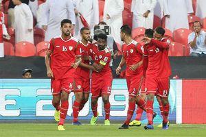 Kết quả Asian Cup: Oman giành vé vào vòng 1/8 Asian Cup