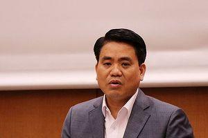 Chủ tịch Nguyễn Đức Chung lo Hà Nội thiếu điện từ 2020