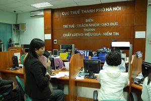 Cục Thuế Hà Nội công bố 96 doanh nghiệp nợ thuế, phí và tiền thuê đất