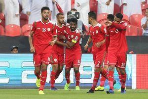 Oman đi tiếp nhờ bàn thắng ở phút 93