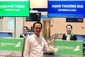 Túi tiền của ông Quyết FLC, bà Thảo Vietjet ngày Bamboo Airways bay thật