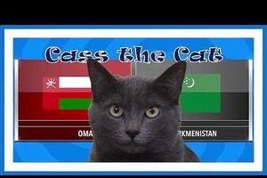 Dự đoán kết quả trận Oman vs Turkmenistan hôm nay 17/1 của mèo Cass