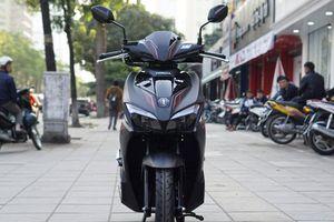 Giá Honda Airblade smartkey cận Tết Nguyên đán chênh cả chục triệu đồng so với đề xuất