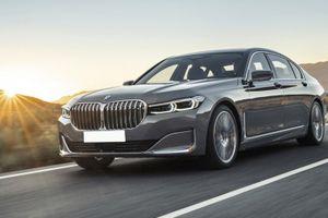 BMW 7-SERIES 2020 chính thức ra mắt: Một từ không thể nói hết vẻ đẹp