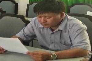 Khởi tố, bắt tạm giam nguyên Giám đốc TTPT quỹ đất huyện Tân Hồng