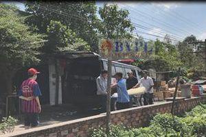 Tàu hỏa tông chết cô gái ở gần cầu vượt Sóng Thần