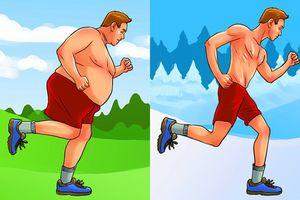 Tưởng chỉ bớt số cân nhưng thực tế giảm cân khiến cho bộ não và cơ thể thay đổi chóng mặt thế này đây