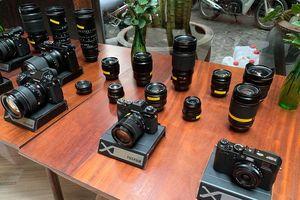 Fujifilm sẽ tập trung phát triển dòng máy ảnh cảm biến APS-C tại Việt Nam