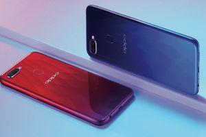 Editors' Choice 2018: Oppo F9 - Smartphone tầm trung tốt nhất 2018