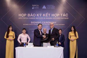 TFI ký thỏa thuận hợp tác đầu tư với quỹ đầu tư mạo hiểm Insignia Ventures Partners