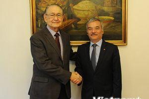 Việt Nam nhận chức Chủ tịch luân phiên Ủy ban ASEAN tại Mexico