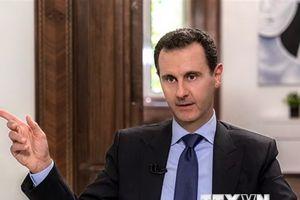 Nghị sỹ Nga: Tổng thống Syria muốn thăm Sevastopol và Crimea