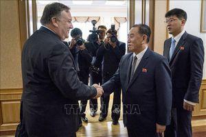 Quan chức Triều Tiên đáp máy bay từ Bắc Kinh tới Washington chuẩn bị cho cuộc gặp thượng đỉnh