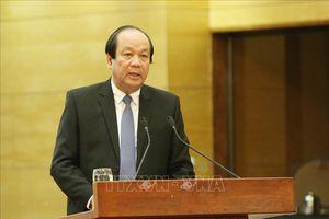 Đánh giá mức độ sẵn sàng về Chính phủ số và dữ liệu mở tại Việt Nam