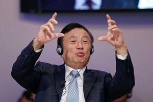 Nhà sáng lập Huawei lần đầu lên tiếng bác bỏ vai trò 'gián điệp' cho Trung Quốc
