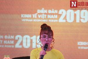 Tỷ phú Vietjet Nguyễn Thị Phương Thảo: Chúng tôi không có 'mảnh đất cắm dùi'