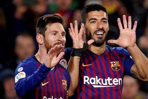 Messi và Suarez có thể phá kỷ lục ghi bàn 'song sát' tại La Liga?