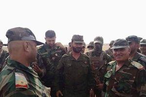 'Hổ Syria' nhận lệnh tới ngoại ô Idlib đấu với phiến quân